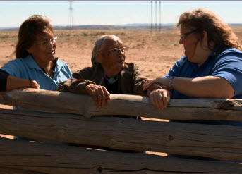 The Navajo Nation in New Mexico