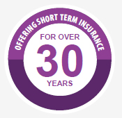 Offering short-term insurance for 30 years