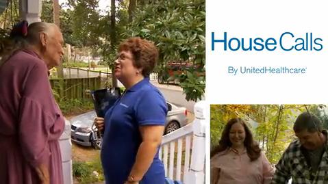 united healthcare housecalls
