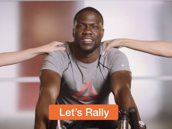 Kevin Hart talks about Rally Health